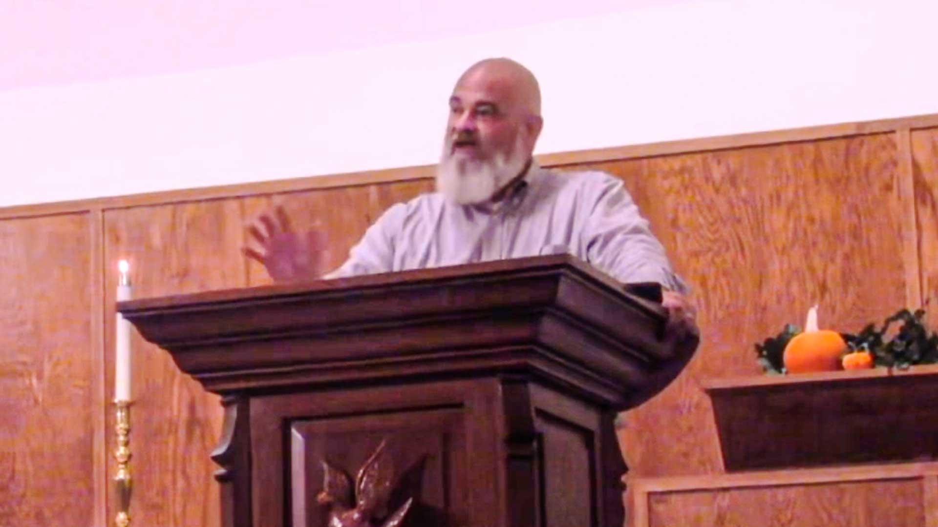 Pastor Patrick Melton
