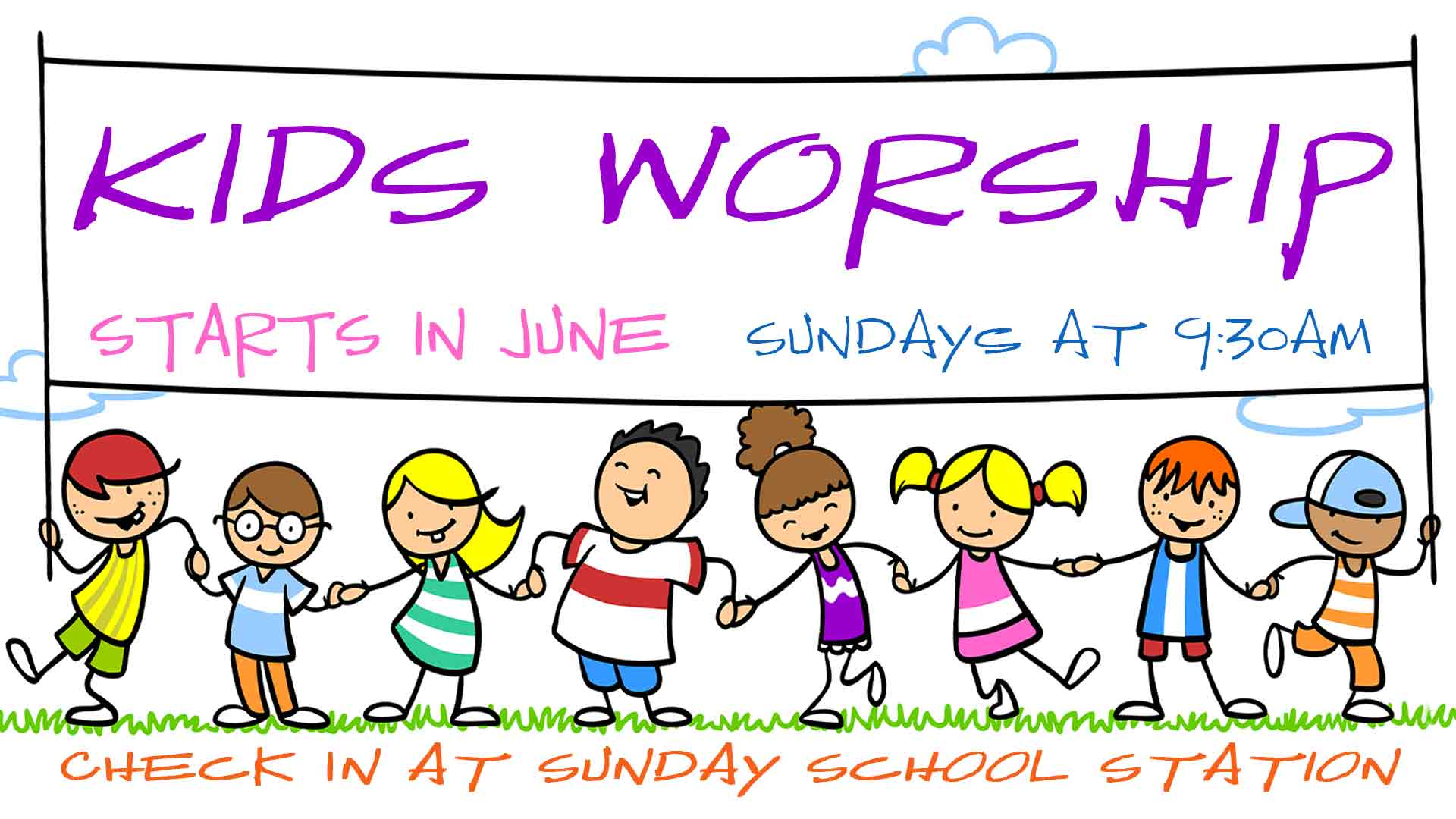 2021 Kids Worship